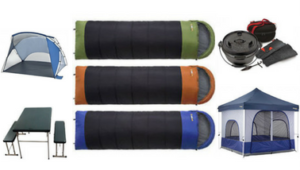 Tackleworld Miami for range of camping equipment