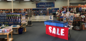 Everything you need for your outdoor adventures with fishing, camping and boating at Tackle World Miami