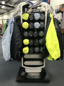 Outdoor clothing and apparel range is available from Tackle World Miami.