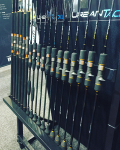 Ocean's Legacy fishinf rods from Tackle World Miami WA