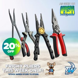 IFISH product of the week from Tackle world Miami