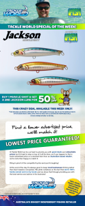 Tackle World Miami ifish product of the week