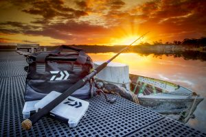 Diawa rods and reels from Tackle World Miami
